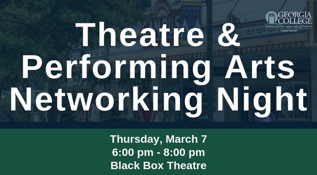 Theatre & Performing Arts Networking Night