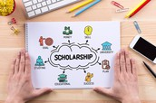 NOVEMBER IS SCHOLARSHIP MONTH!