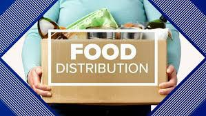 Warren Food Distribution Continues