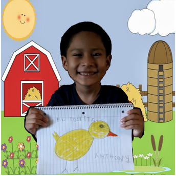 Anthony, 1st grade
