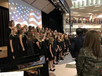 Veterans' Day Assembly