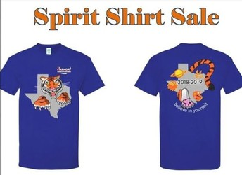 HSE Spirit Shirt Sale!