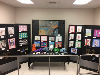 K-8 Art Exhibition