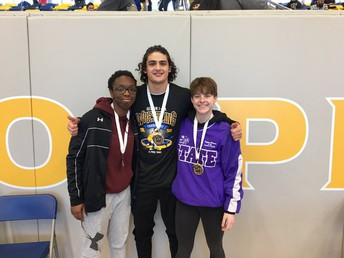 CTHS Wrestlers to compete at UIL State Tournament