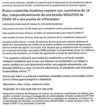 Nurse Letter Spanish page 2