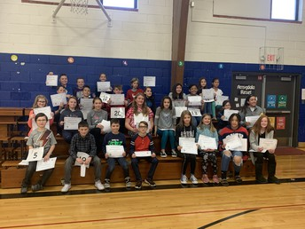 Spelling Bee Candidates