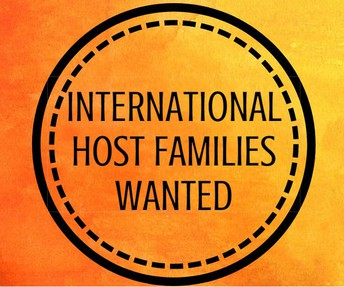 Weekend Host Families Wanted