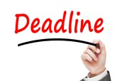 Conference Notes 4 Deadline -- February 22
