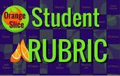 Orange Slice: Student Rubric