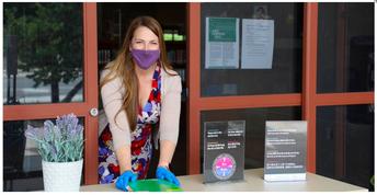 Express Pick Up at San Jose Public Library