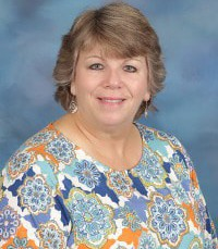 Patty Collins, technology assistant