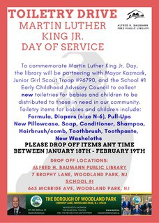 MLK service project launches Monday