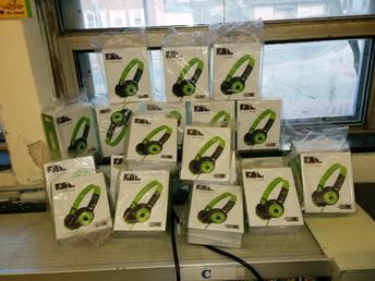 Headphones - $287