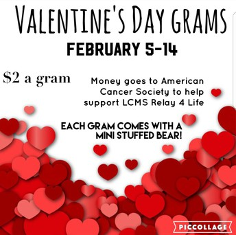 Valentine's Day Grams