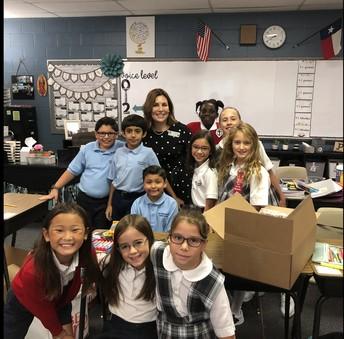 Mrs. Pfaff's 4th Grade