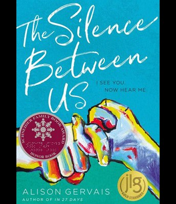 The Silence Between Us by Alison Gervais