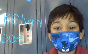 Jayden studied Kelvin Doe!