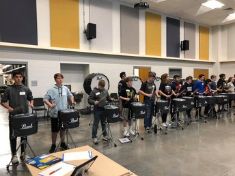 2020 Percussion Camps