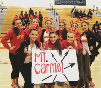 Mt. Carmel Dance Troupe