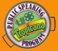 Tropicana Speech