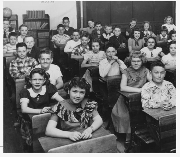 segregated schools video real footage - 620×541