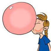 Bubble Gum Days - January 31- February 7