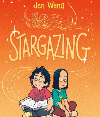 Stargazing, by Jen Wang