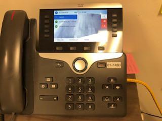 Telephone & Port Labeling