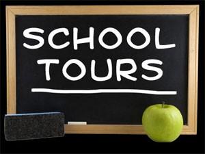 Student Tours December 2 & 3