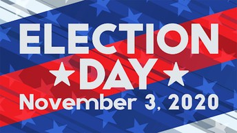 November 3 - Election Day at Butler!