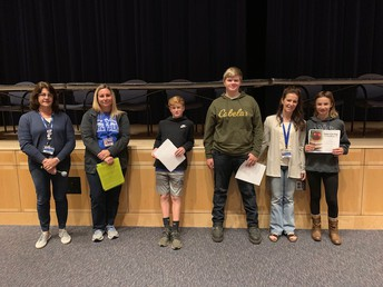 October 4th's Students of the Week