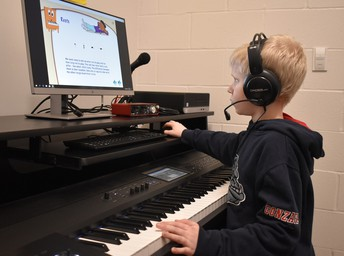 cda tribe piano lab at ramsey magnet