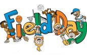 FIELD DAY INFORMATION FOR MAY 24TH