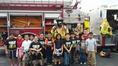 Galena Park Elementary Visits Galena Park City Hall