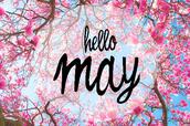 May - June