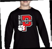New PRE long-sleeved shirts!