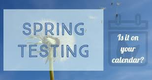 Upcoming Testing Dates