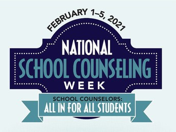 Thank you, School Counselors!
