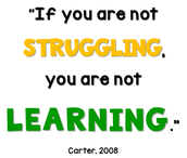 Do Your Students Experience Productive Struggle?
