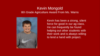 Kevin Mongold