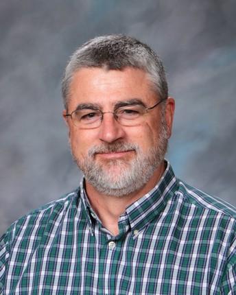 Superintendent Steve McCullough