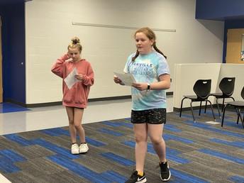 5th Grade Student Written Reader's Theater