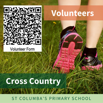 Cross Country volunteers - a few more needed