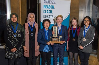 Junior Canadian National Debating Championships - Online
