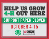 Paper Clover Promotion [Oct 4-15, 2017]
