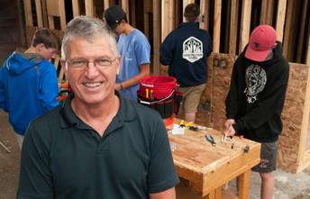 Meet Our Teachers: John Hubbard, Construction Trades