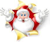 Santa's Shoppe is Coming Next Week