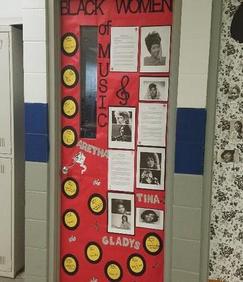 Ms. Cane's Door