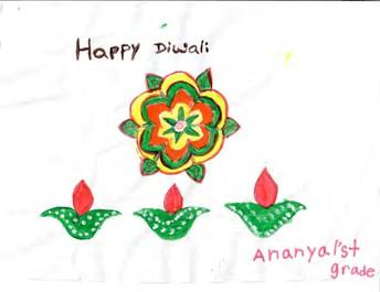 Ananya Dasari - 1st Grade
