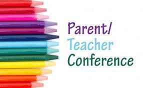 Parent Teacher Conferences - April 22, 2021 from 4:15 to 7:45 PM